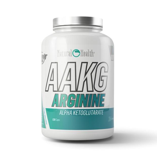 AAKG ARGININE PRE-ENTRENAMIENTO Natural Health