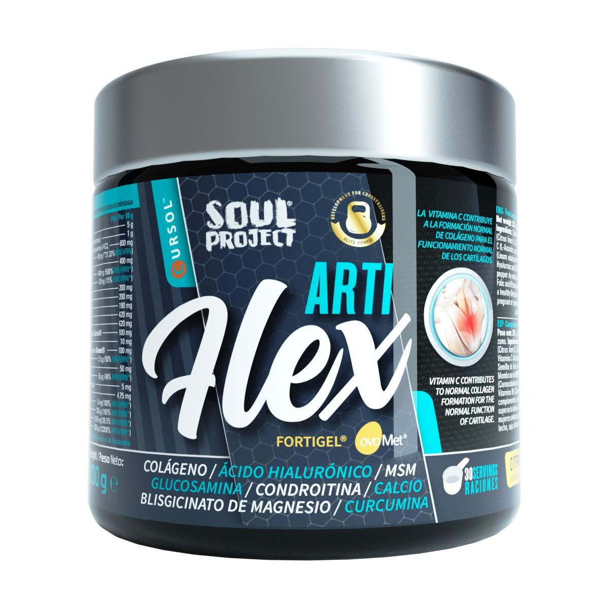 ARTIFLEX SALUD Y BIENESTAR Soul Project
