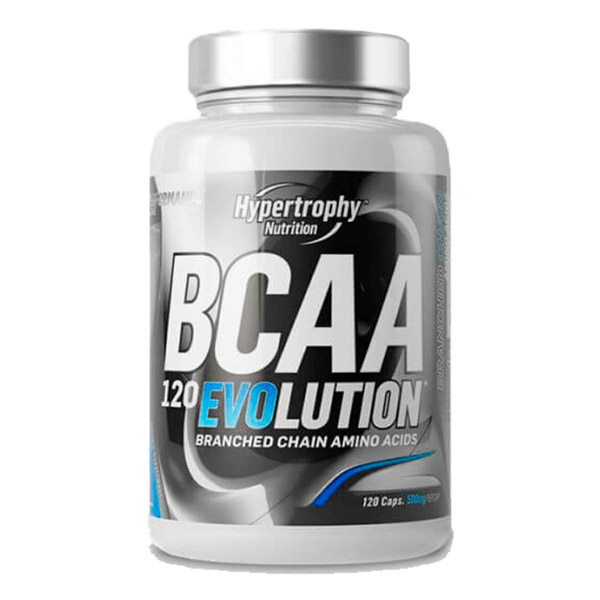 BCAA EVOLUTION AMINOACIDOS Hypertrophy