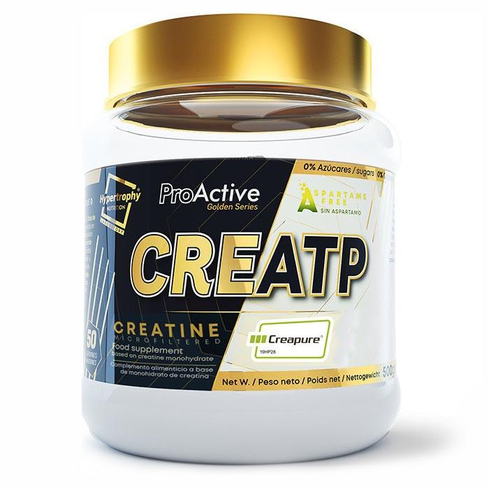 CREATP CREATINE CREAPURE PRE-ENTRENAMIENTO Hypertrophy