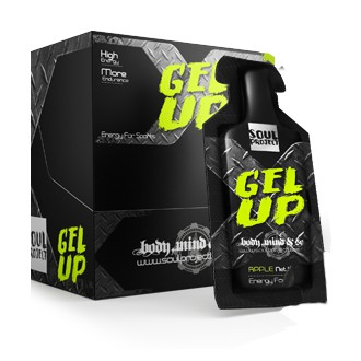 GEL UP - GELES ENERGETICOS PARA DEPORTISTAS GELES ENERGETICOS Soul Project