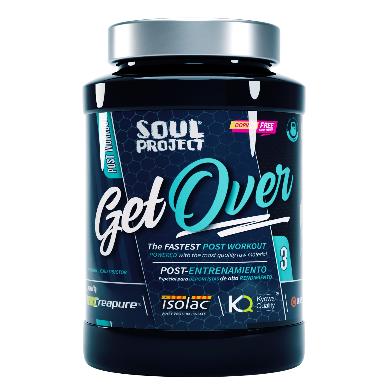 GET OVER POST-TRAINING RECUPERADORES Soul Project