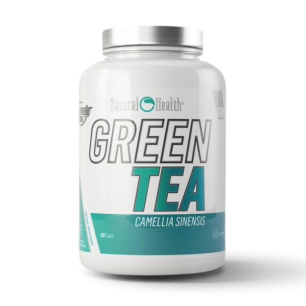 GREEN TEA DIURETICOS Natural Health