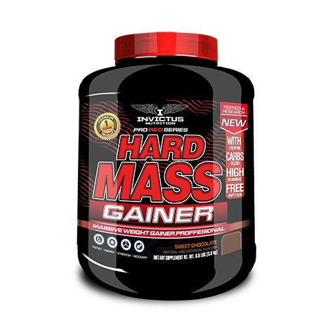 HARD MASS GAINER HIDRATOS DE CARBONO/GAINER Invictus Red Line