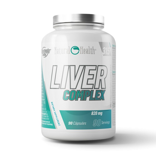LIVER COMPLEX DIURETICOS Natural Health