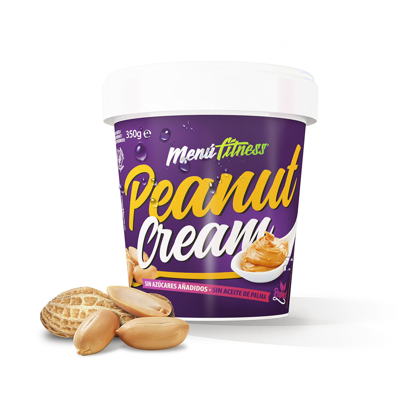 PEANUT CREAM ALIMENTACION Menu Fitness
