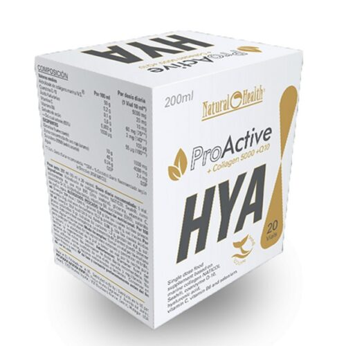 PROACTIVE HYA SALUD Y BIENESTAR Natural Health