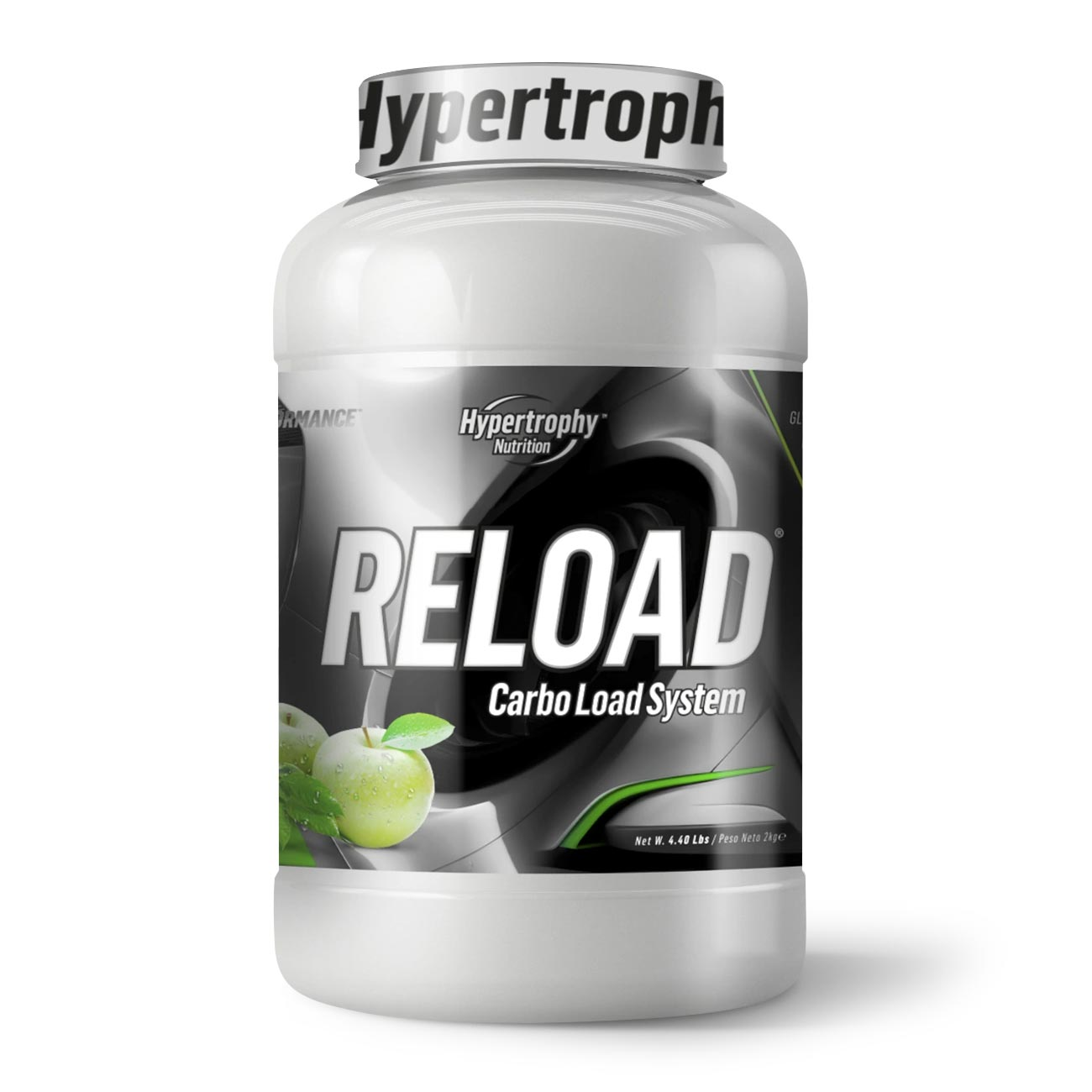 RELOAD CARBOLOAD AMILOPECTINA DE PATATA HIDRATOS DE CARBONO/GAINER Hypertrophy