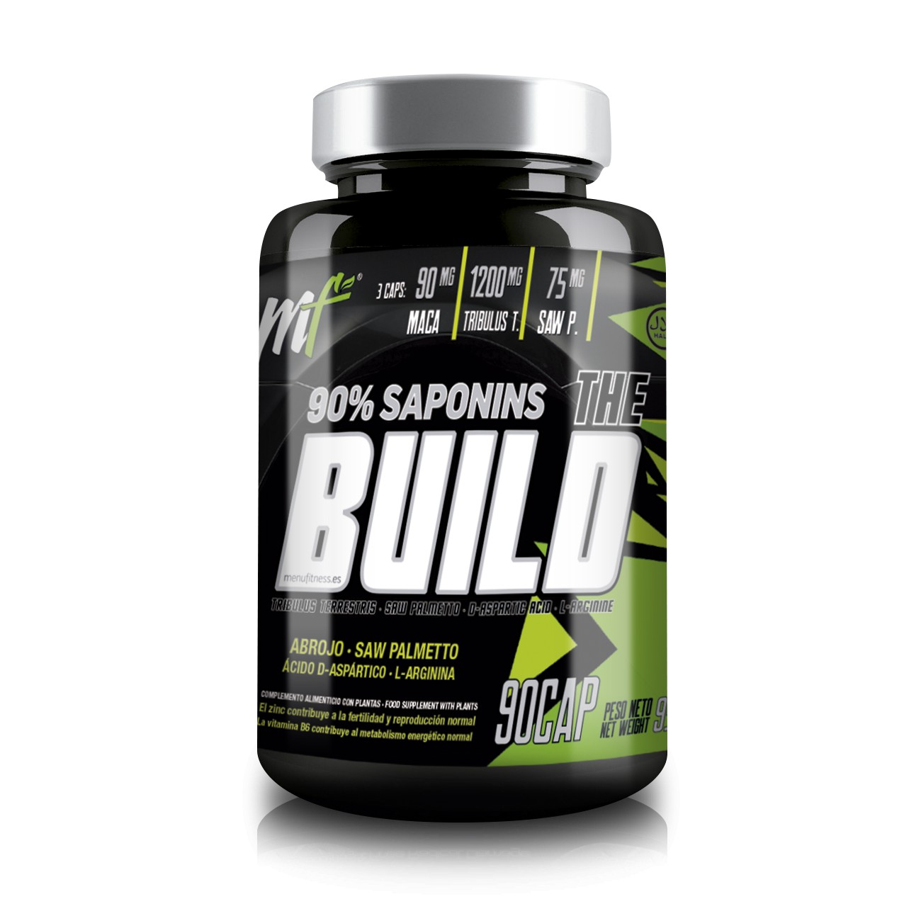 THE BUILD TESTOSTERONE BOOSTER PROHORMONALES Menu Fitness