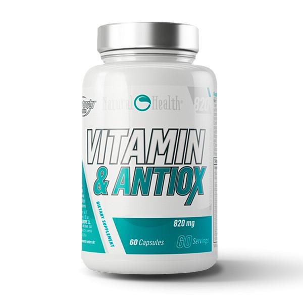 VITAMIN & ANTIOX VITAMINAS Natural Health