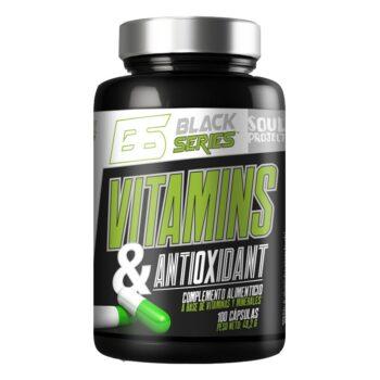 VITAMINS & ANTIOXIDANT VITAMINAS Soul Project