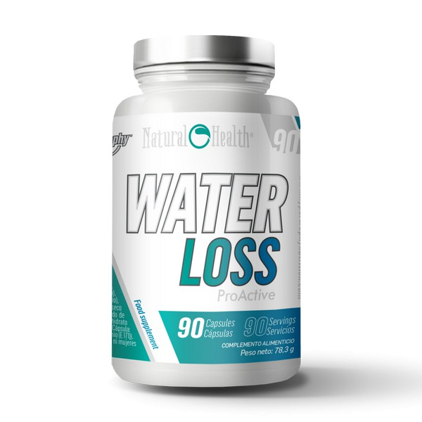 WATER LOSS DIURETICOS Natural Health