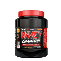 WHEY CHAMPION 82% PROTEINA Invictus Red Line