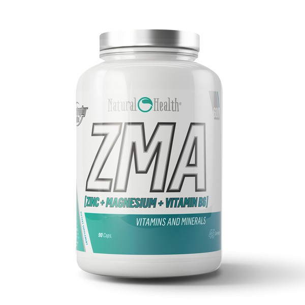 ZMA PROHORMONALES Natural Health